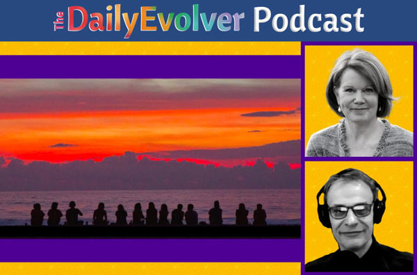 The Daily Evolver Podcast with Sue Brightman